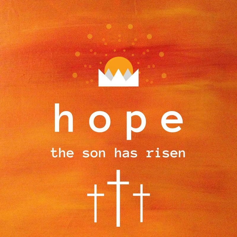He Was Raised – Easter Day