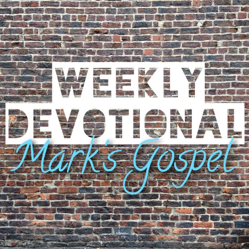 Mark 14 – Are you alert?