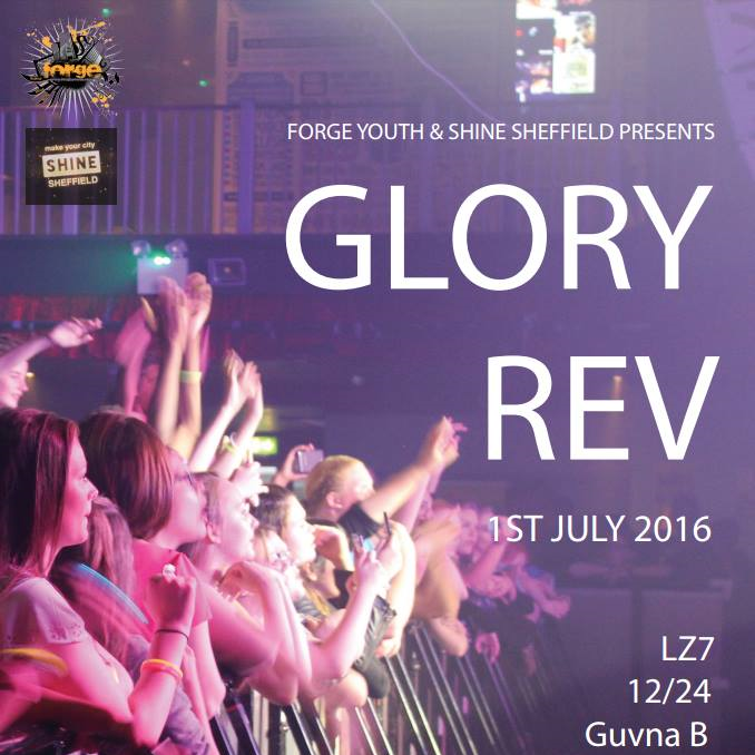 Shine Sheffield & Glory Rev