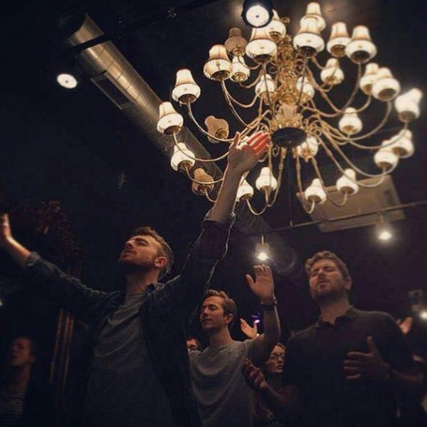 Philadelphia Students Worship Night