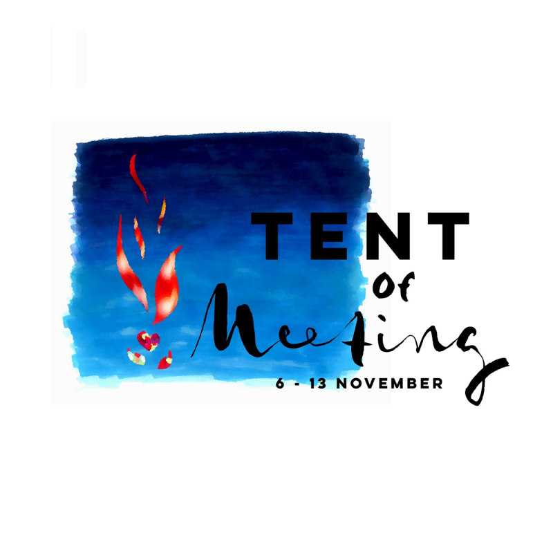 Tent of Meeting: Morning Gathering with Pete James