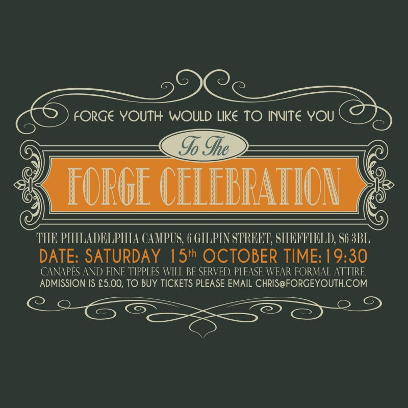 Forge Youth Celebration Evening