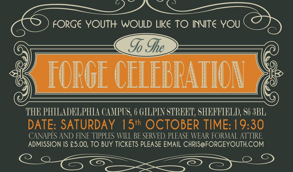 Forge Youth Celebration Evening