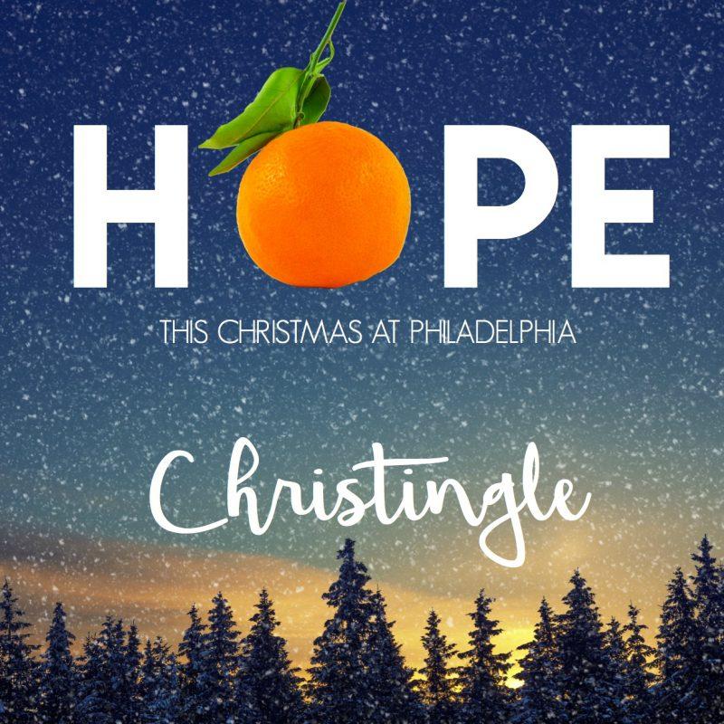 Christingle Service – Philadelphia