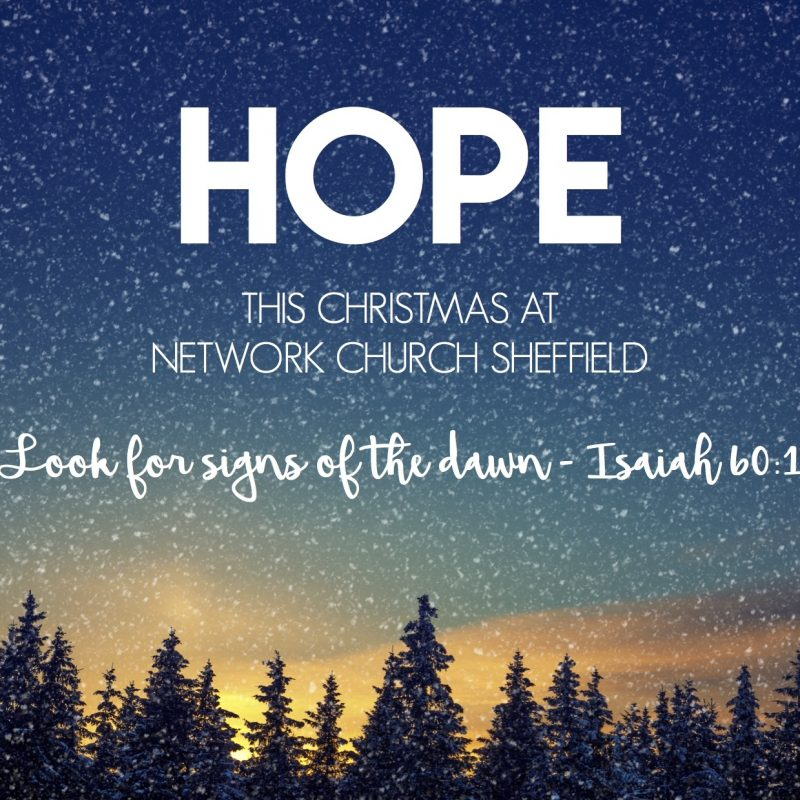 Christmas at Network Church Sheffield
