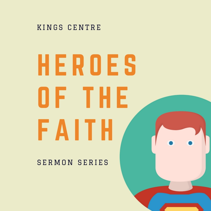 Heroes of the Faith – Joshua