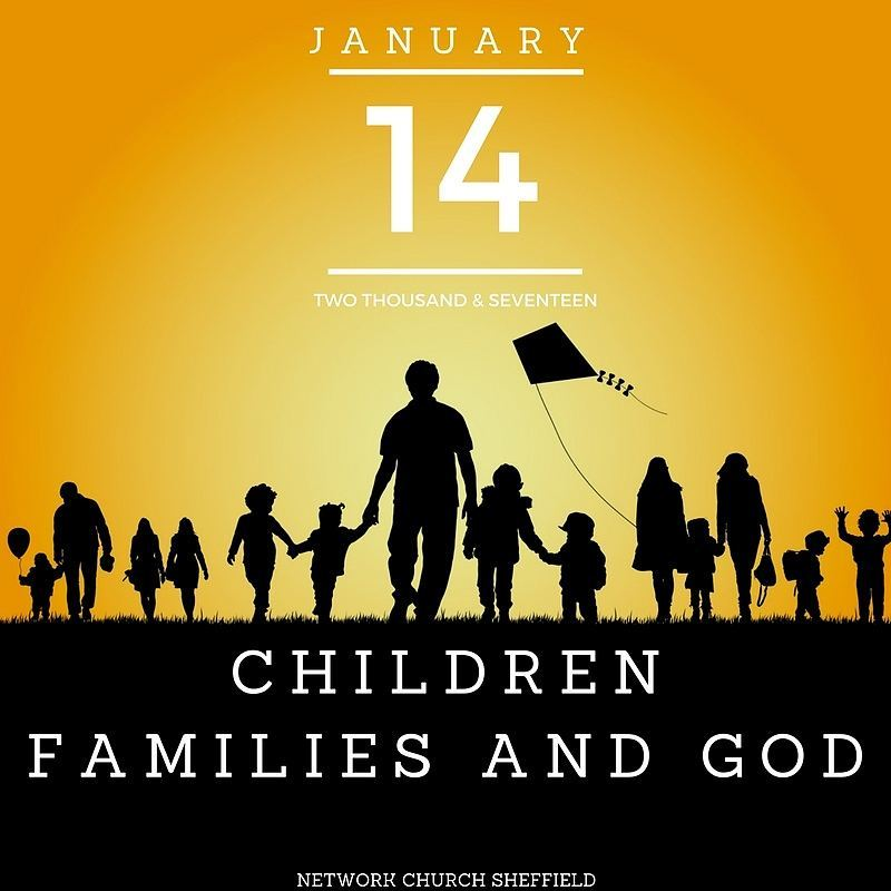 Children families and God: session 3