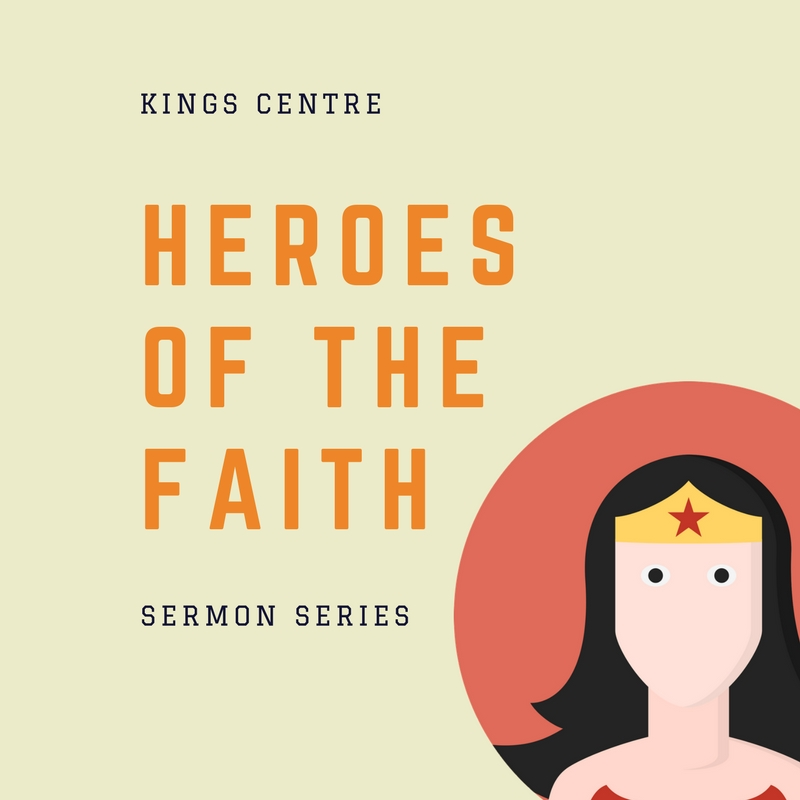 Heroes of the Faith – Deborah