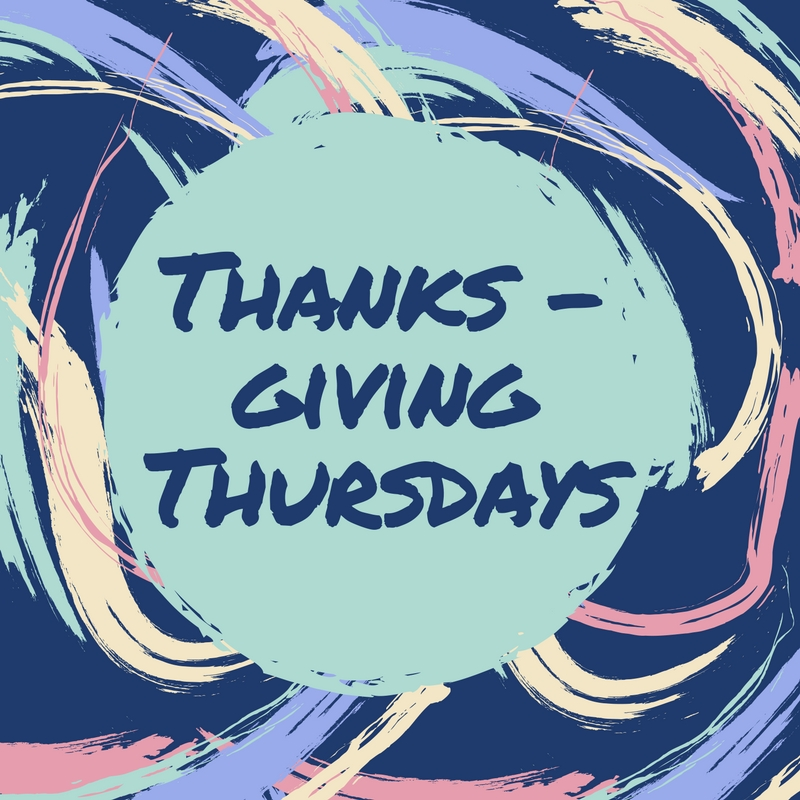 Thanksgiving Thursday – 23rd March