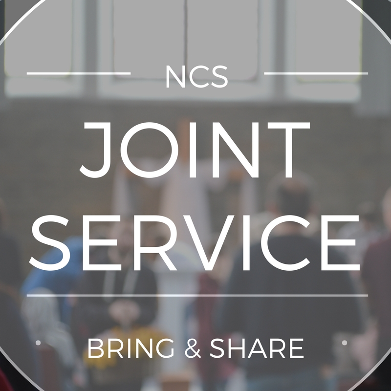 NCS Joint Service AGM / Bring and Share