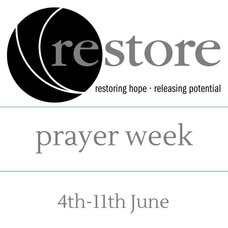 Restore Prayer Week