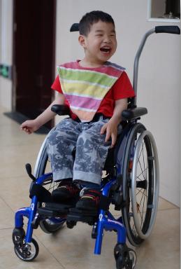 Xiao's Wheelchair