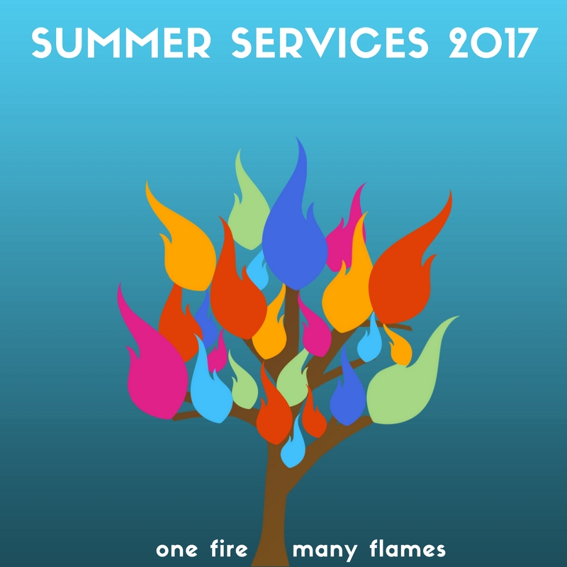 Summer Services at Philadelphia