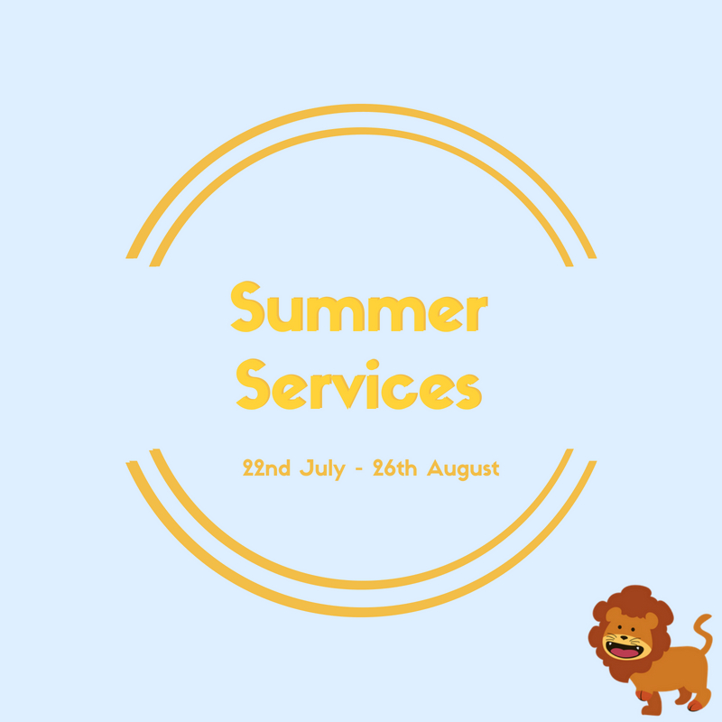 Summer Services @ Philadelphia