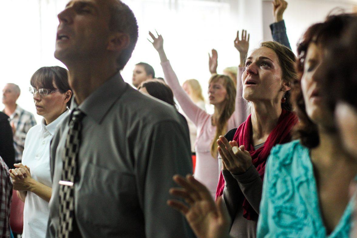 Praise, Prayer and Power