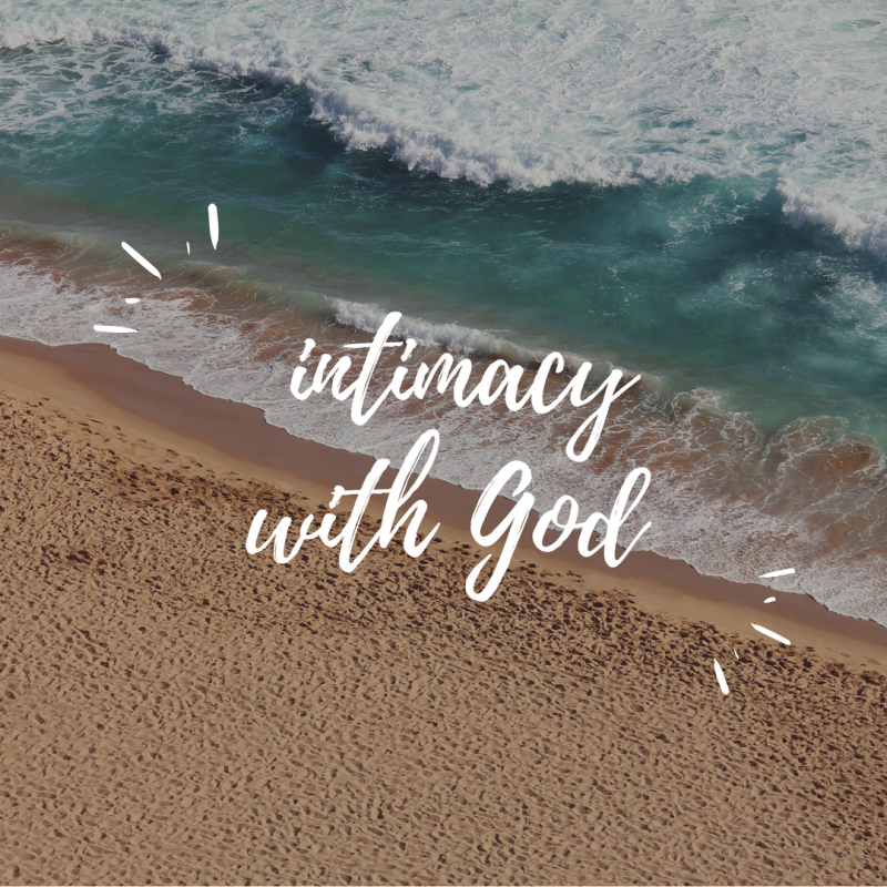 Radical Intimacy With God
