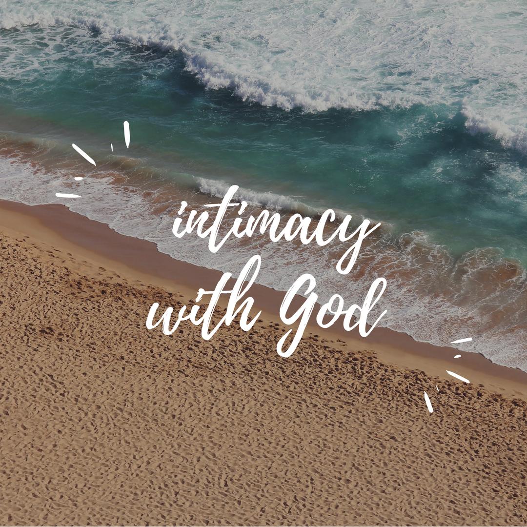 Radical Intimacy With God