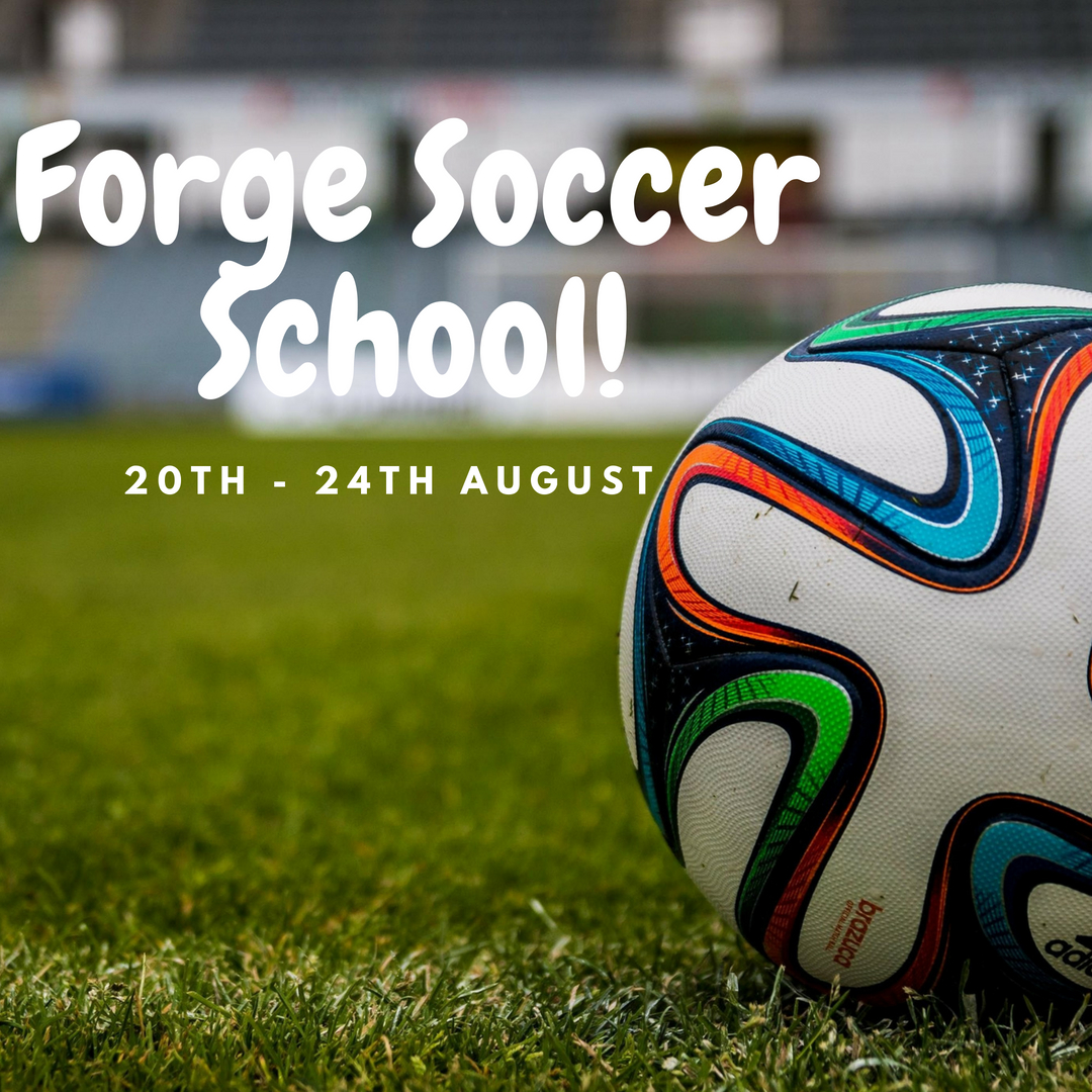 Forge Youth Soccer School