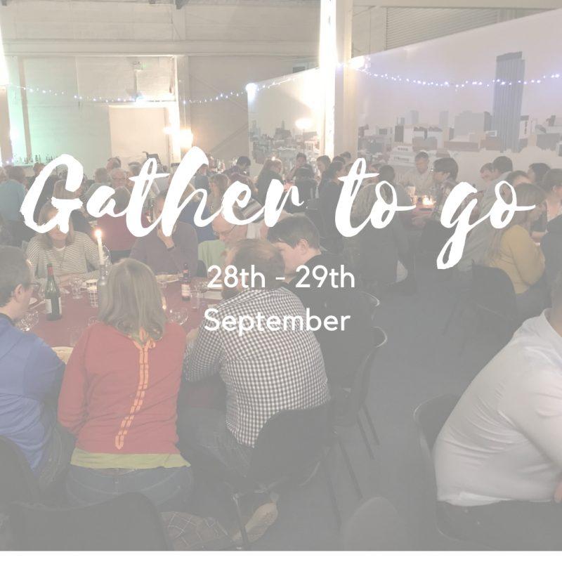 Gather to go: ready to go?